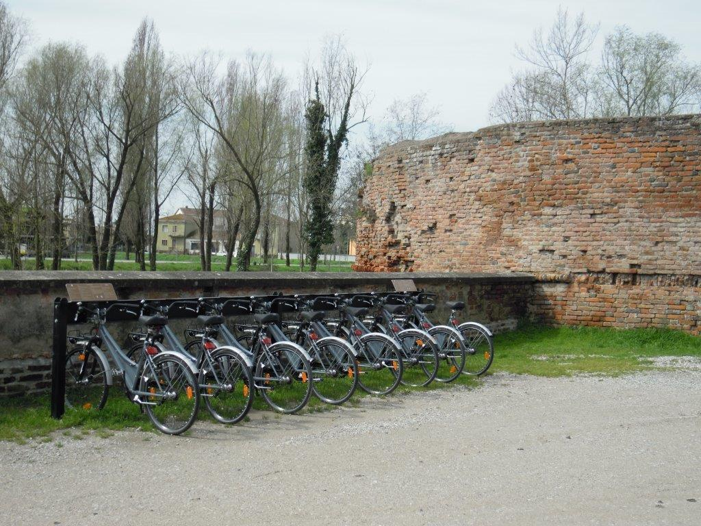 Bike Sharing P.zza D'Armi
